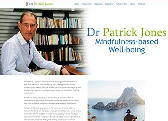 Dr Patrick Jones
